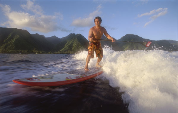 The Ultimate Wave Tahiti 3D.  Foto: The Stephen Low Company