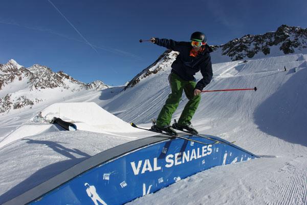 Nitro Snowpark Südtirol.  Foto: marioentero.com