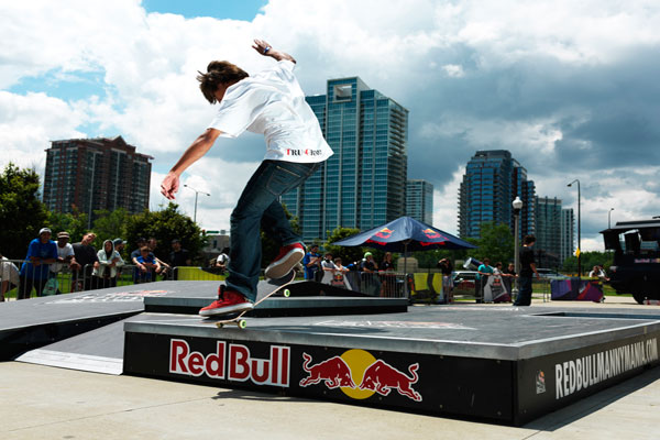 Scott Regan in Action. Foto: Red Bull Photofiles
