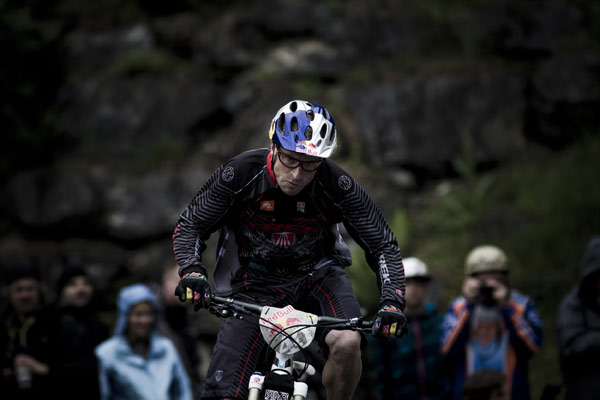 Red Bull Trailfox 2010.  Foto:  Christophe Margot f�r Red Bull Photofiles