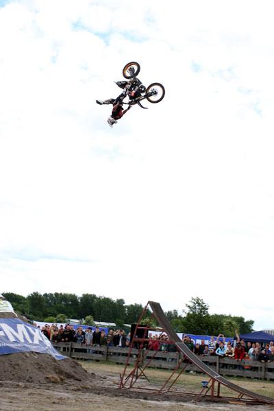 Freestyle Motocross DM 2010.  Foto:  Oliver Franke / IFMXF.com