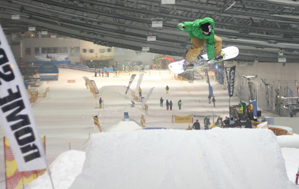 3Star TTR Contest: One Big Parkzeit 2010 in Neuss.  Foto: One Big Parkzeit
