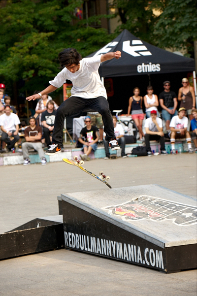 Red Bull Manny Mania 2010 Deutschlandfinale in Berlin.  Foto: Red Bull Photofiles/Christoph Maderer
