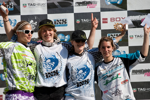 iXS Downhill Cup 2010 am Wiriehorn.  Foto: Thomas Dietze
