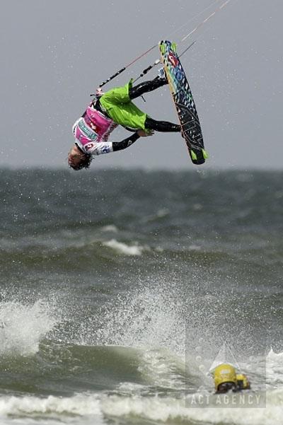 Felns Surf Cup 2010 in Westerland: Tag 2 auf Sylt.  Foto: Veranstalter
