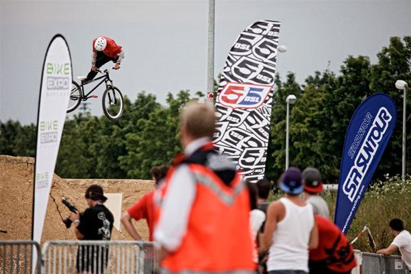 Rider 360 Go big or go home München Bike Expo 2010.  Foto: David Ulrich