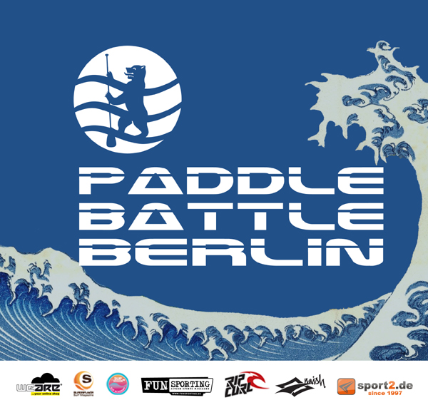 Paddle Battle: Rip Curl German SUP Challenge 2010.  Foto: Veranstalter