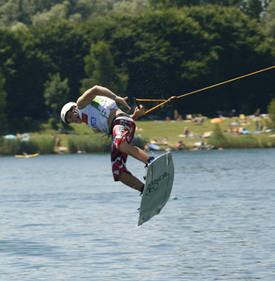Tele.ring Wakeboard Cup 2010.  Foto: Rappl