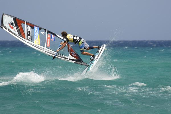Grand Slam 2010 auf Fuerteventura Tag 4.  Foto: van Broeckhoven