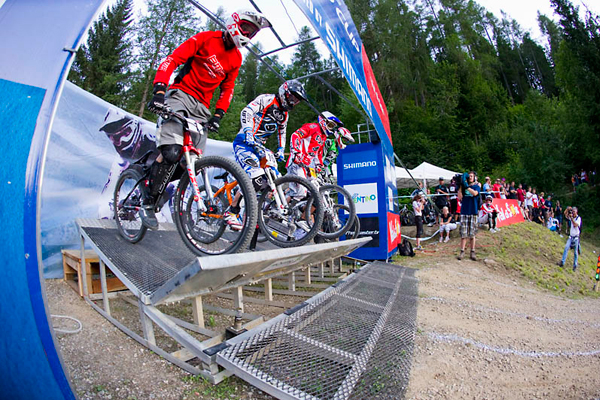 Roger Rinderknecht 4x Worldcup 2010 Val die Sole.  Foto: Colin Meagher