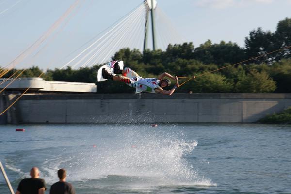 Philipp Turba tele.ring Wake Cup 2010.  Foto: wakeboardAG