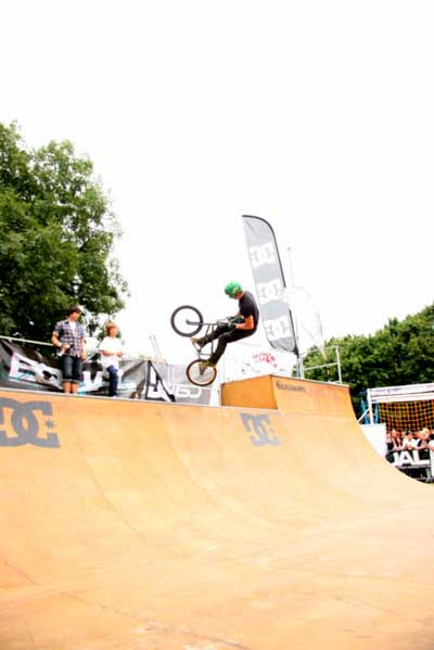 Fest Cup 2010 in Karlsruhe.  Foto: Joachim Altvater