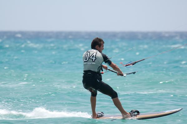 Letzter Tag bei der PKRA Grand Slam 2010 auf Fuerteventura.  Foto: Claus Döpelheuer