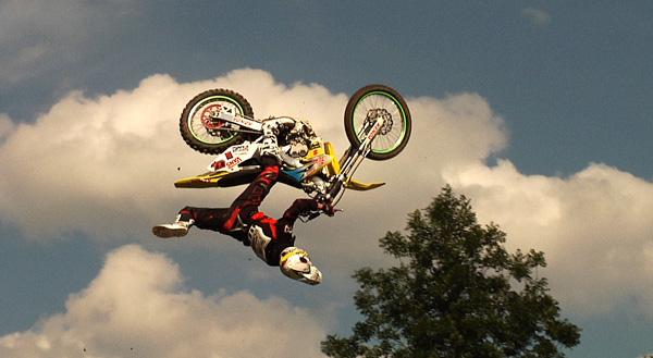 Flight Club Biberbach 2010.  Foto: Tobias Hannig