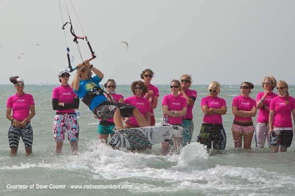 Start der KB4girls World Tour in Fischland.  Foto: Veranstalter