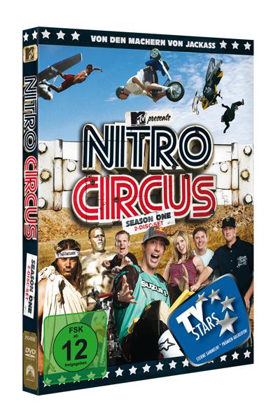 Nitro Circus DVD Cover.  Foto: paramount