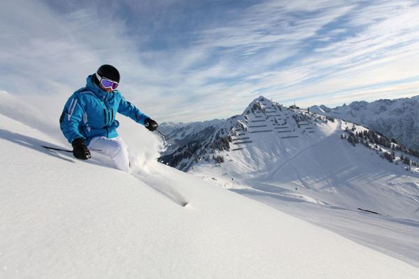 Das Höchste-Bergscout 2010.  Foto: Frank Drechsel