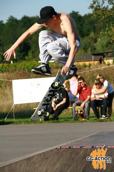 Brettbewerb Nauheim 2008.  Foto: G-G Action