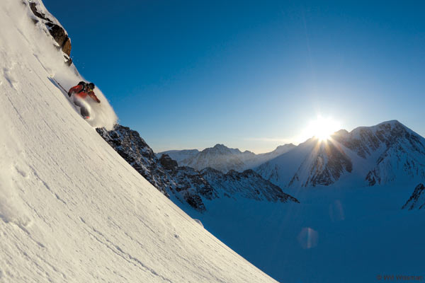 Warren Miller´s Wintervention.  Foto: Moving Adventures