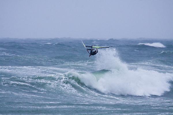 Professional Windsurfing Association in Klitmoller.  Foto: Veranstalter