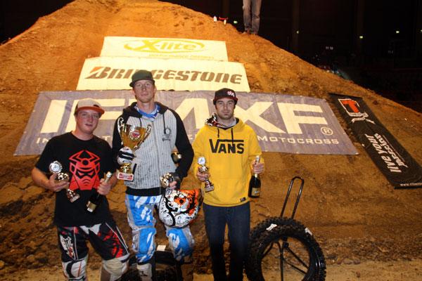 Deutsche FMX Meisterschaft 2010.  Foto: Veranstalter
