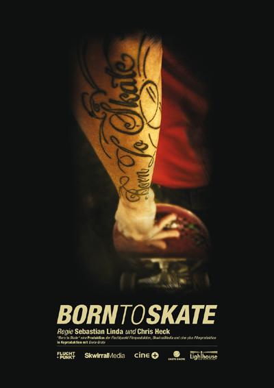 Born To Skate.  Foto: PANORAMA3000