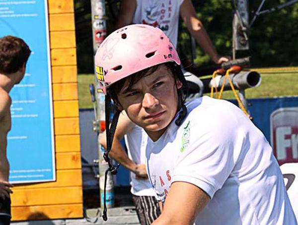 O´Brien signt Wakeboarder Miles Töller für 2 Jahre.  Foto: O´Brien