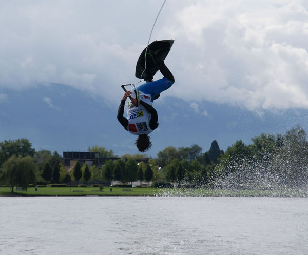 Finale tele.ring Wakeboard Cup 2010.  Foto: Wakeboard-AG