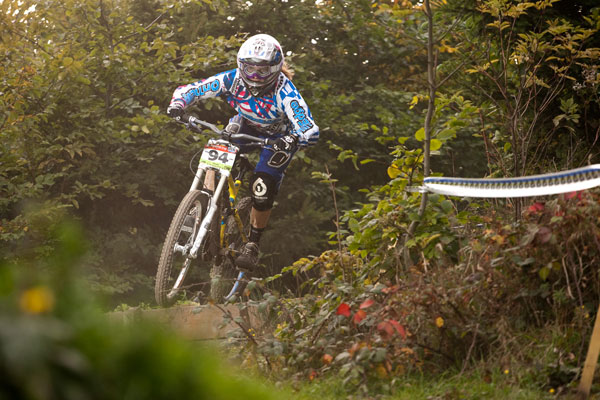 iXS Downhill Cup 2010 in Thale.  Foto: Harriet Rucknagel