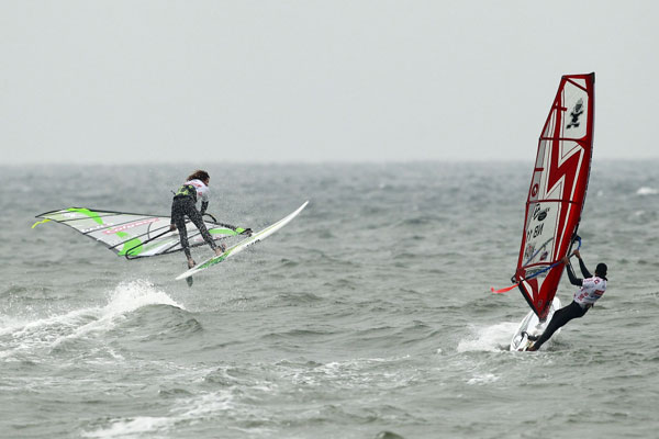 Windsurf World Cup Sylt 2010.  Foto: Hoch Zwei