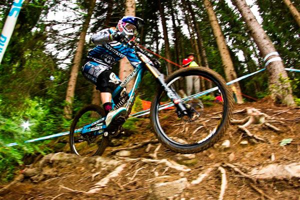 UCI Mountain Bike & Trials Weltmeisterschaften: 2010 in Leogang.  Foto: Victor Lucas
