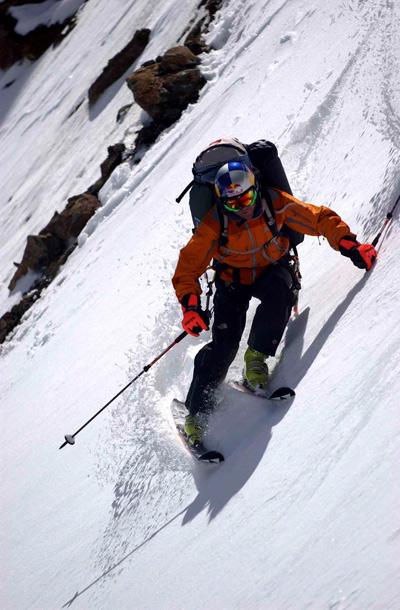 Mount St. Elias.  Foto: Vitek Ludvik / Red Bull Photofiles