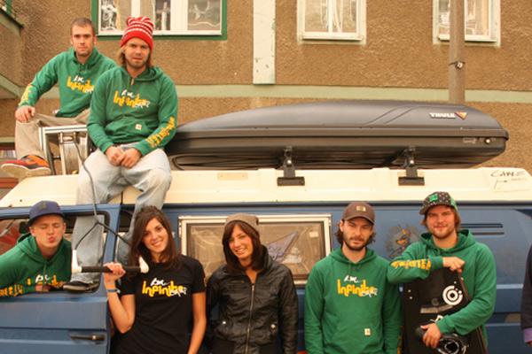 Infinite Camps 2011.  Foto: Veranstalter