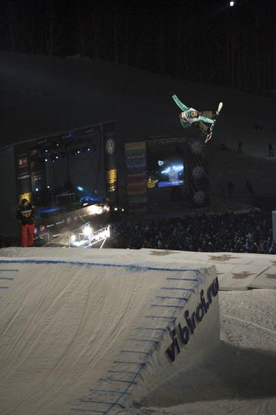 Big Air Stuttgart 2011.  Foto: Veranstalter