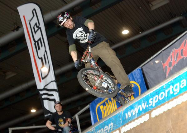 Passion Sports Convention in der Messe Bremen 2011.  Foto: Messe Bremen/ Jan Rathke