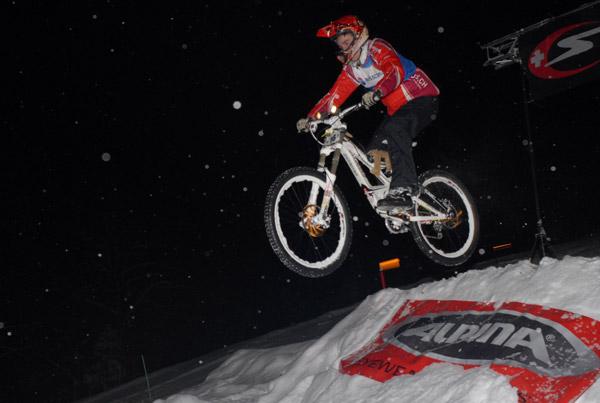 Snowdownhill in der Schweiz. Foto: Veranstalter
