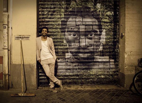 Reggae-Star Patrice.