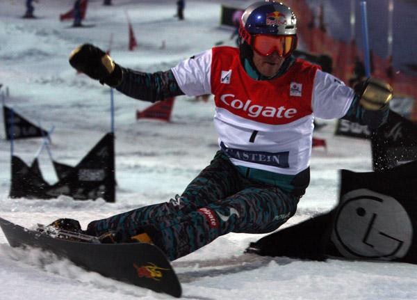 LG Snowboard FIS World Cup 2011 in Bad Gastein.  Foto: FIS/Oliver Kraus