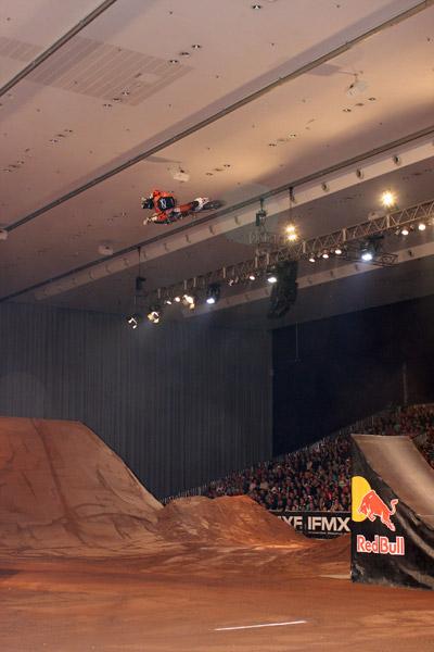 Night of the Jumps kommt nach Linz.  Foto: Oliver Franke / IFMXF.com