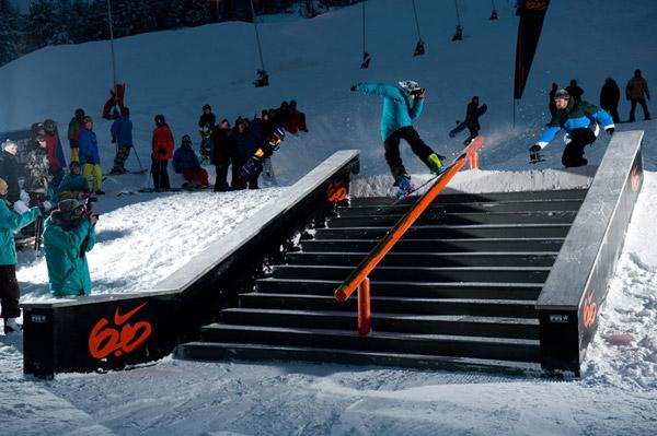 Nike 6.0 Stairset Battle Tour 2011.  Foto: Veranstalter