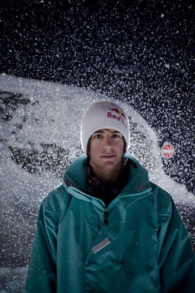 Der Action Sports Gewinner 2010: Bene Mayr.  Foto: DomDaher/ Red Bull Photofiles