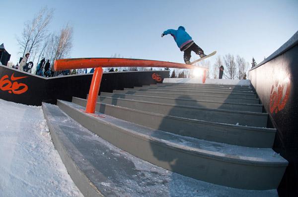Sechster Stopp der Stairset Battle Tour in Finnland.  Foto: Veranstalter