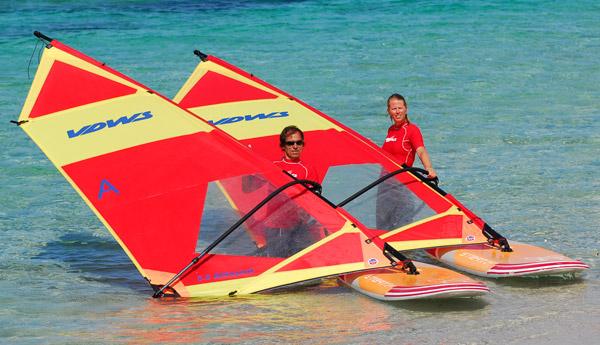 VDWS Surfschulen.  Foto: VDWS