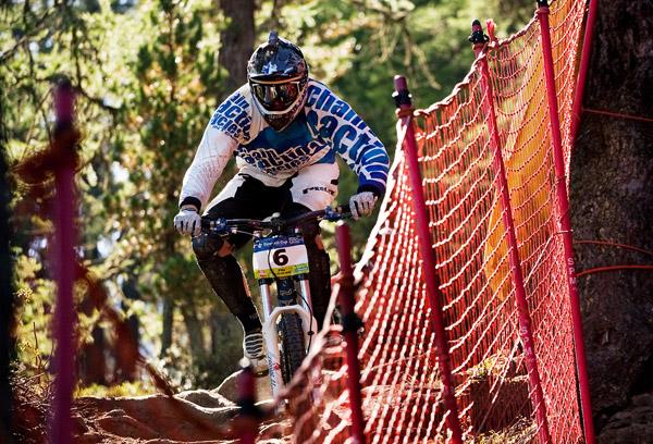 Julien Camellini in Pila 2010.  Foto: Thomas Dietze