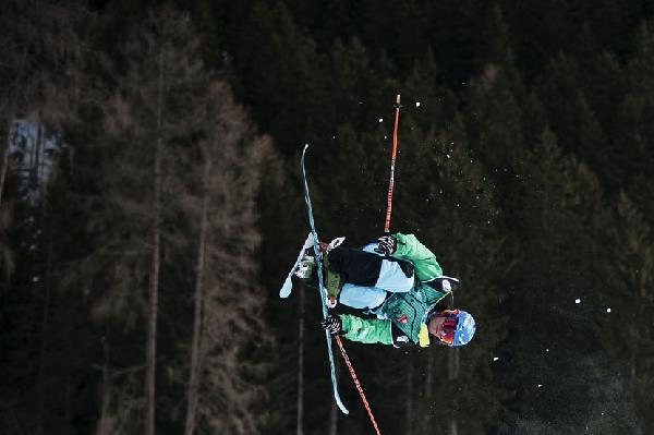 Nils Laupner in Action.  Foto: Ruedi Flück