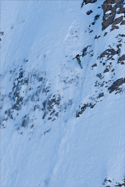 Freeride de Chamonix 2011.  Foto: ©freerideworldtour.com / DDaher