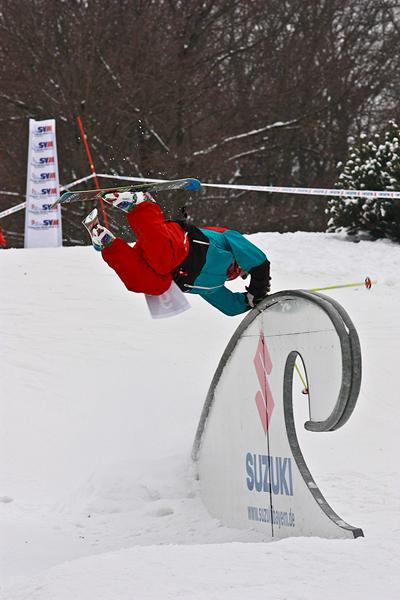 Snowstar Contest 2011in München.   Foto: Felix Schrader