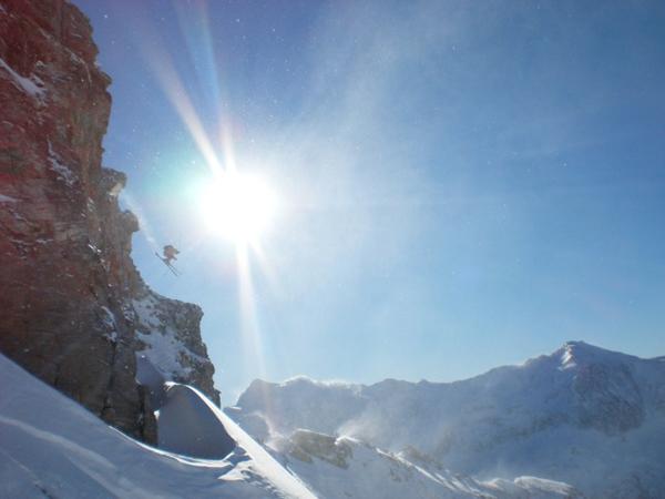 Neuer Ski-Kurzspielfilm: Traum Leben Foto: http://www.styleofgravity.com
