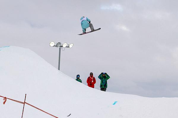 Zweiter Platz für Silvia Mittermüller.  Foto: Jeff Patterson