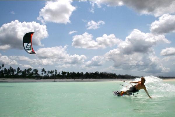 Kitereise nach Sansibar